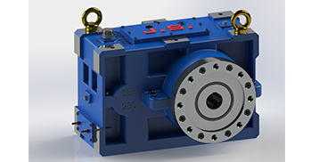 Extruder Duty Helical Gearboxes